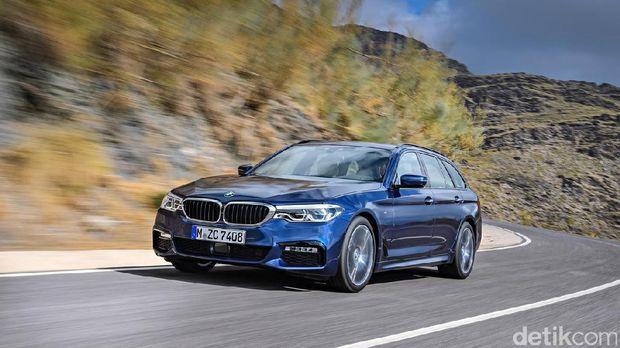 BMW Seri 5 Touring