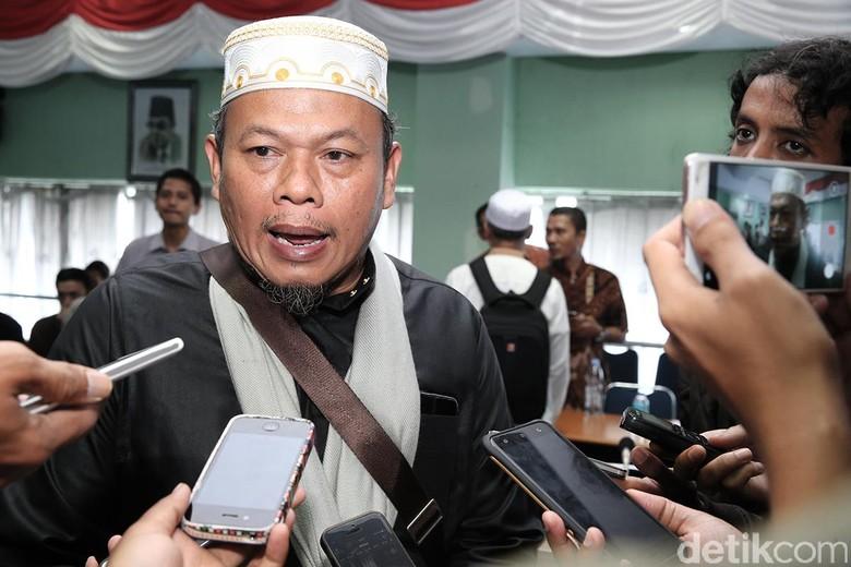 GNPF: Kalau Ahok Ditangguhkan, Al-Khaththath Juga Punya Hak Sama