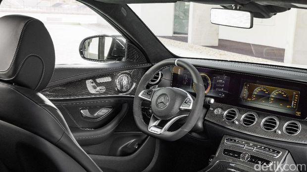 Mercedes-AMG E63 S Estate, Mobil Keluarga yang Bertenaga