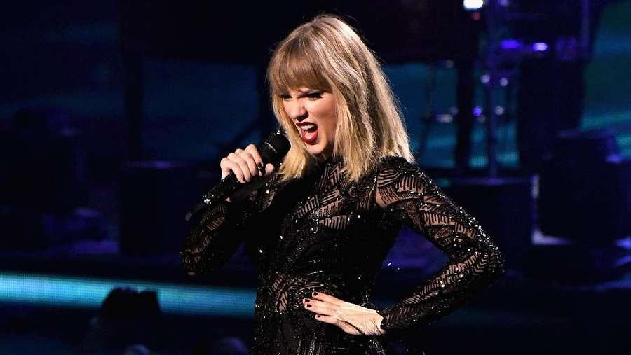 Penampilan Maksimal Taylor Swift Sebelum Rehat di 2017