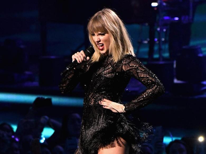 Duh! Caper ke Taylor Swift, Fans Rela Rampok Bank