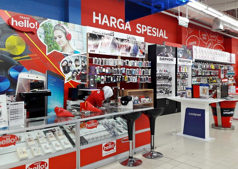 Harga Khusus Smartphone di Transmart dan Carrefour