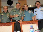 Siapa Calon Panglima TNI Pengganti Jenderal Gatot?