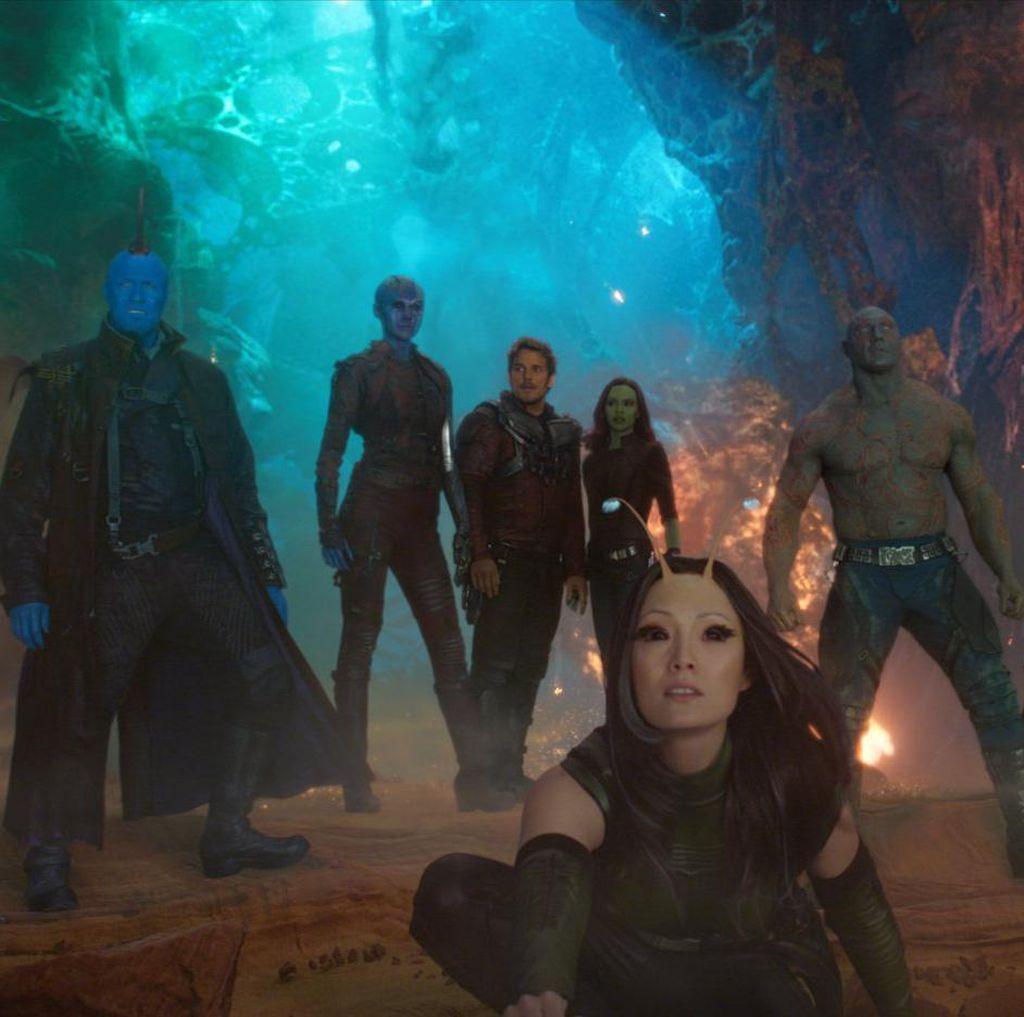 Guardians of the Galaxy Punya Peran Besar di Infinity War