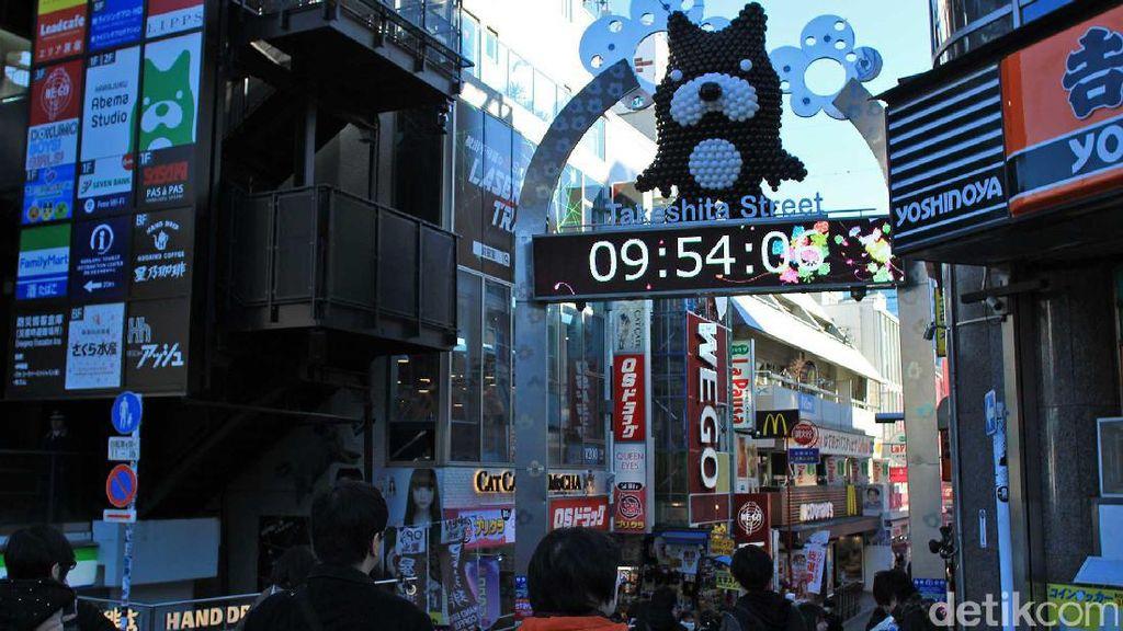 Harajuku, Pusatnya Budaya Kawaii dan Remaja Jepang Imut