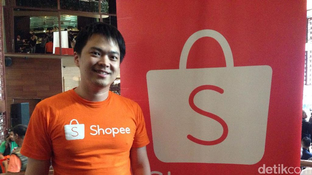 Shopee Bikin Kampus Pelapak Online Senilai Rp 100 Miliar