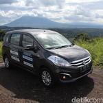 Keren atau Tidak, Jika Suzuki Ertiga Hybrid Selipkan Motor Listrik?