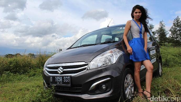Suzuki Luncurkan Ertiga Bermesin Diesel