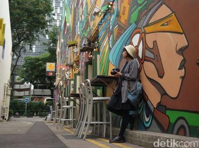Foto OOTD Makin Keren di 5 Destinasi Instagenik Asia