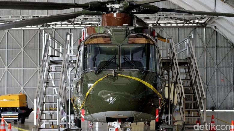 Langkah TNI AU Beli Heli AW 101 Dinilai Tepat dan Sesuai Kebutuhan