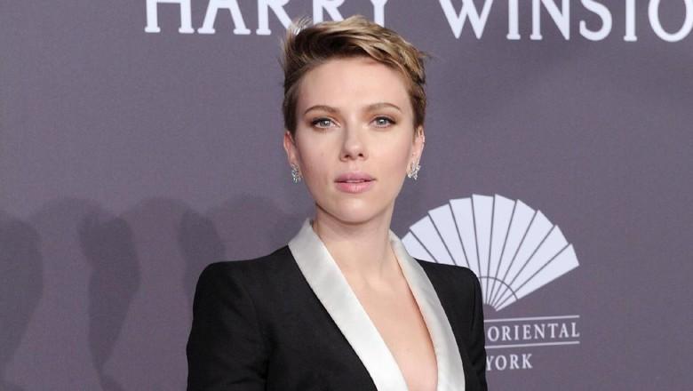 Scarlett Johansson Siap Berkarier di Panggung Politik