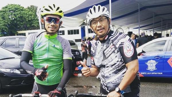 Sprinter Legendaris Ini yang Ajak M. Fadli Kembali ke Lintasan Balap