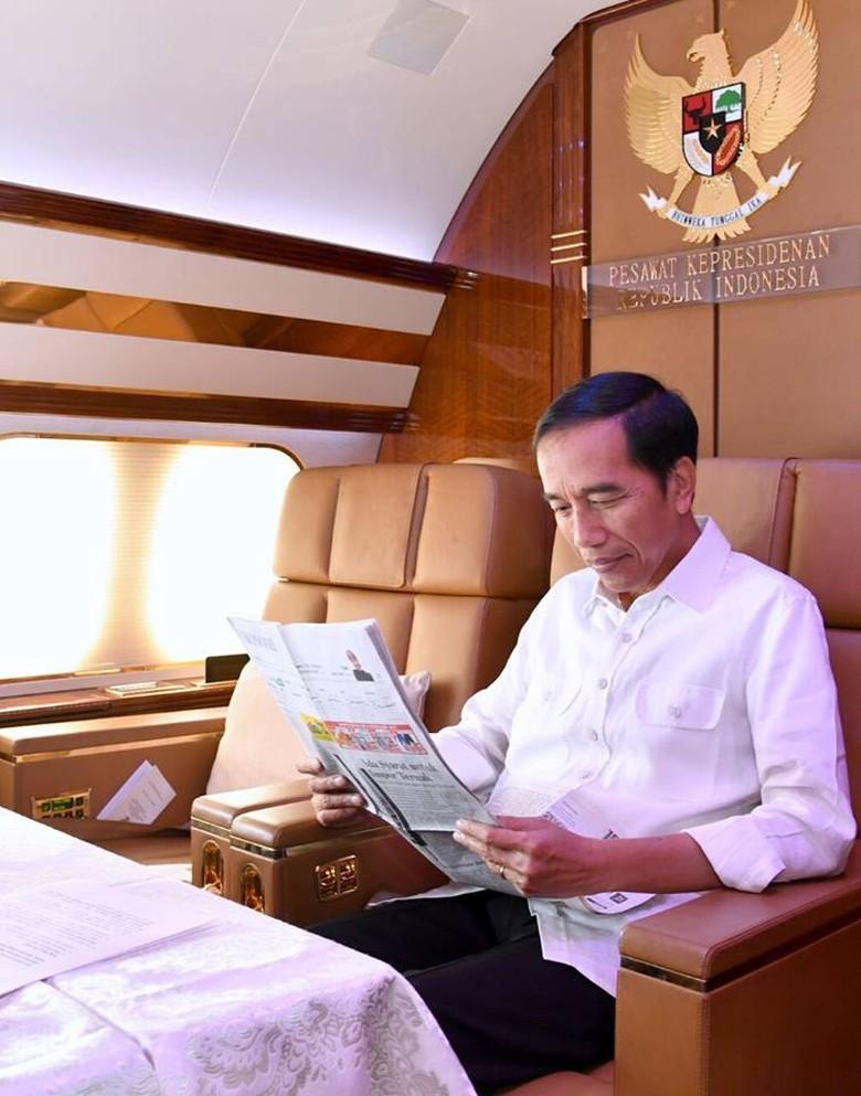 Jokowi: Hentikan Penyebaran Berita Bohong dan Fitnah