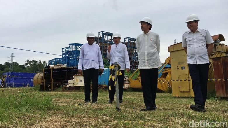 Jokowi Minta Menteri Awasi Proyek Agar Tak Mangkrak