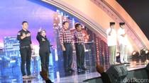 Melihat Nominal Dana Kampanye yang Dipakai 3 Calon di Pilgub DKI