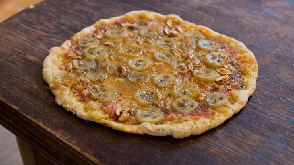 Dari Pisang hingga Kodok, Ini Topping Pizza Tak Biasa di Dunia (2)