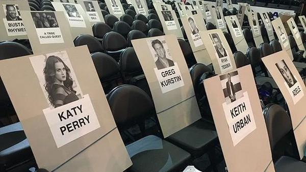 Mengintip Persiapan Grammy Awards di Staples Center