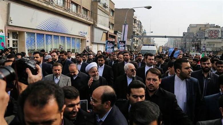 Disanksi AS, Iran Merespons dengan Naikkan Anggaran Misil