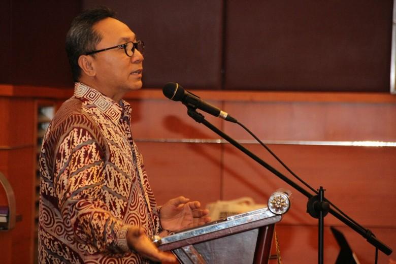 Di Depan Pesilat, Ketua MPR: Tak Boleh Kita Arogan dan Otoriter