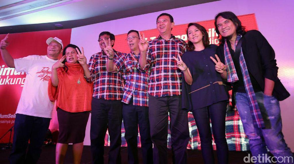 Mengintip Makna di Balik Seragam Kampanye 3 Pasangan Cagub Jakarta