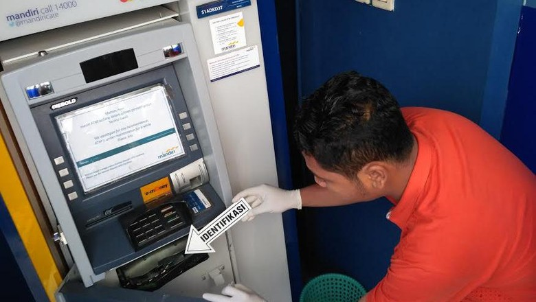 4 Bulan Beraksi, Pelaku Bobol ATM Lintas Provinsi Diciduk di Medan