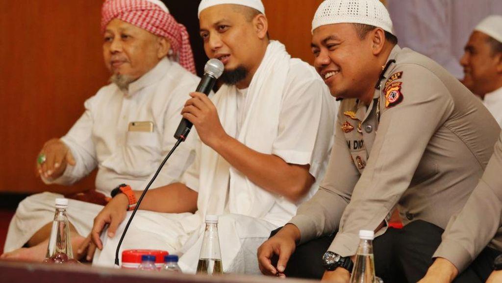 Lawan Hoax, Ustaz Arifin Ilham Ajak Muslim Tabayun seperti Rasulullah