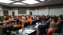 Wali Kota Jakbar Lapor Soal Relokasi dan PKL Kota Tua ke Djarot