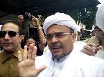 Batal Pulang, Habib Rizieq: Saya Belum Dapat Isyarah yang Bagus