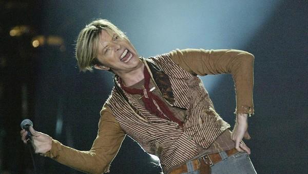 Menang Lagi, David Bowie Babat Habis 5 Nominasi di Grammy