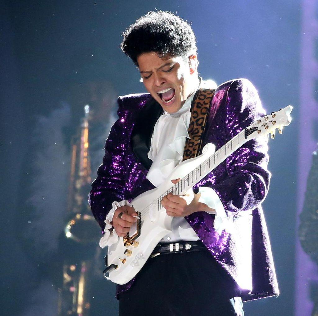 Bruno Mars Konser di Singapura Tahun Depan