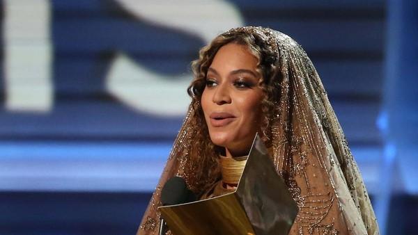 Lemonade Menang, Beyonce Sudah Sabet Dua Piala Grammy