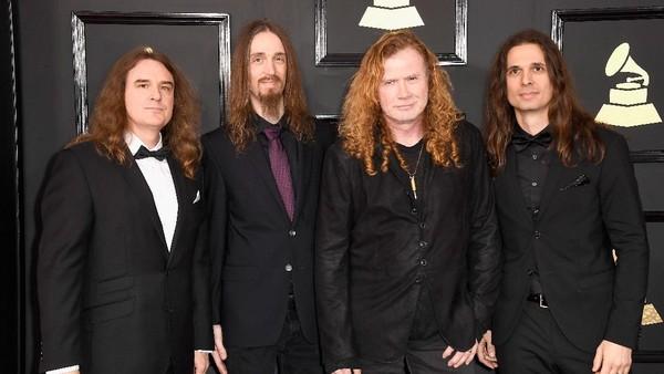 Sabar Menunggu Penampilan Megadeth di Hammersonic 2017