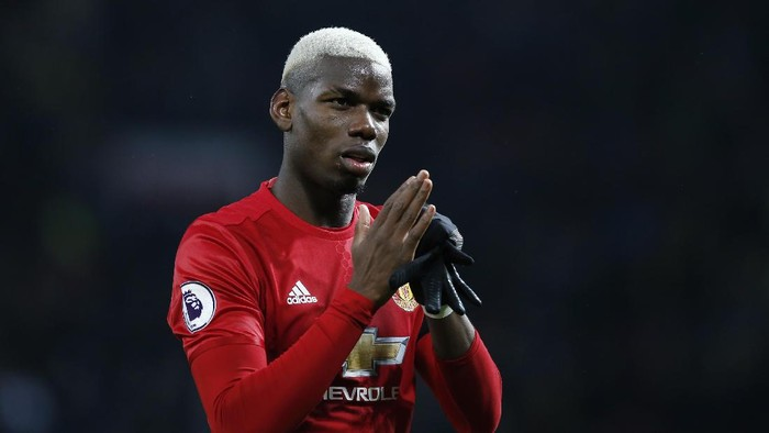 Paul Pogba. Foto: Reuters / Andrew Yates Livepic