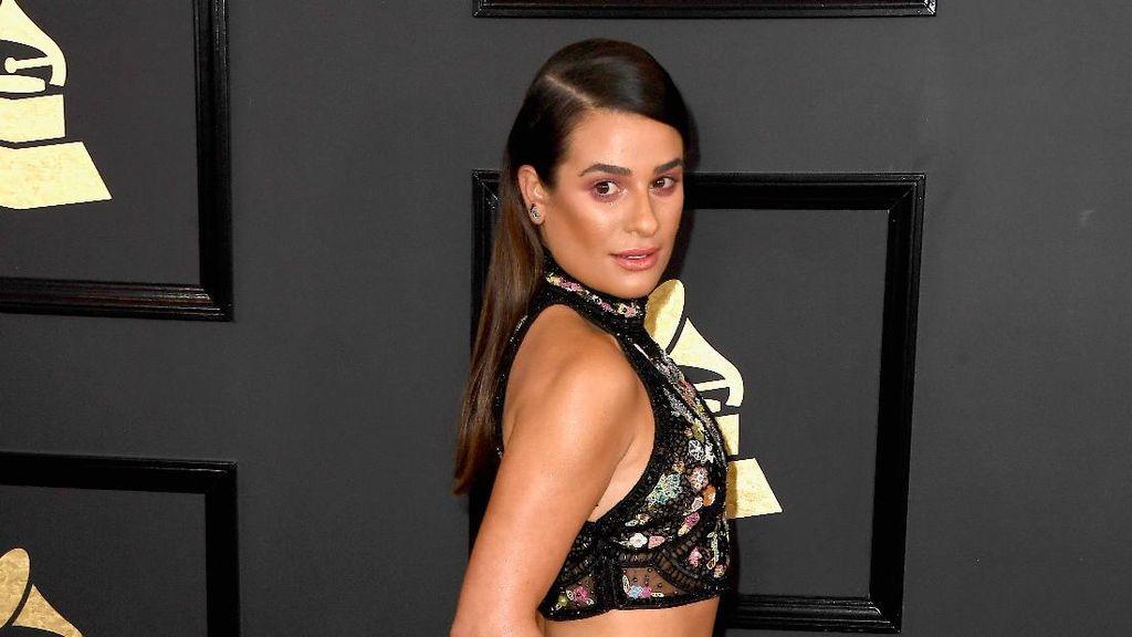Tips Lea Michele Agar Sehat dan Langsing: Stop Fast Food & Soda