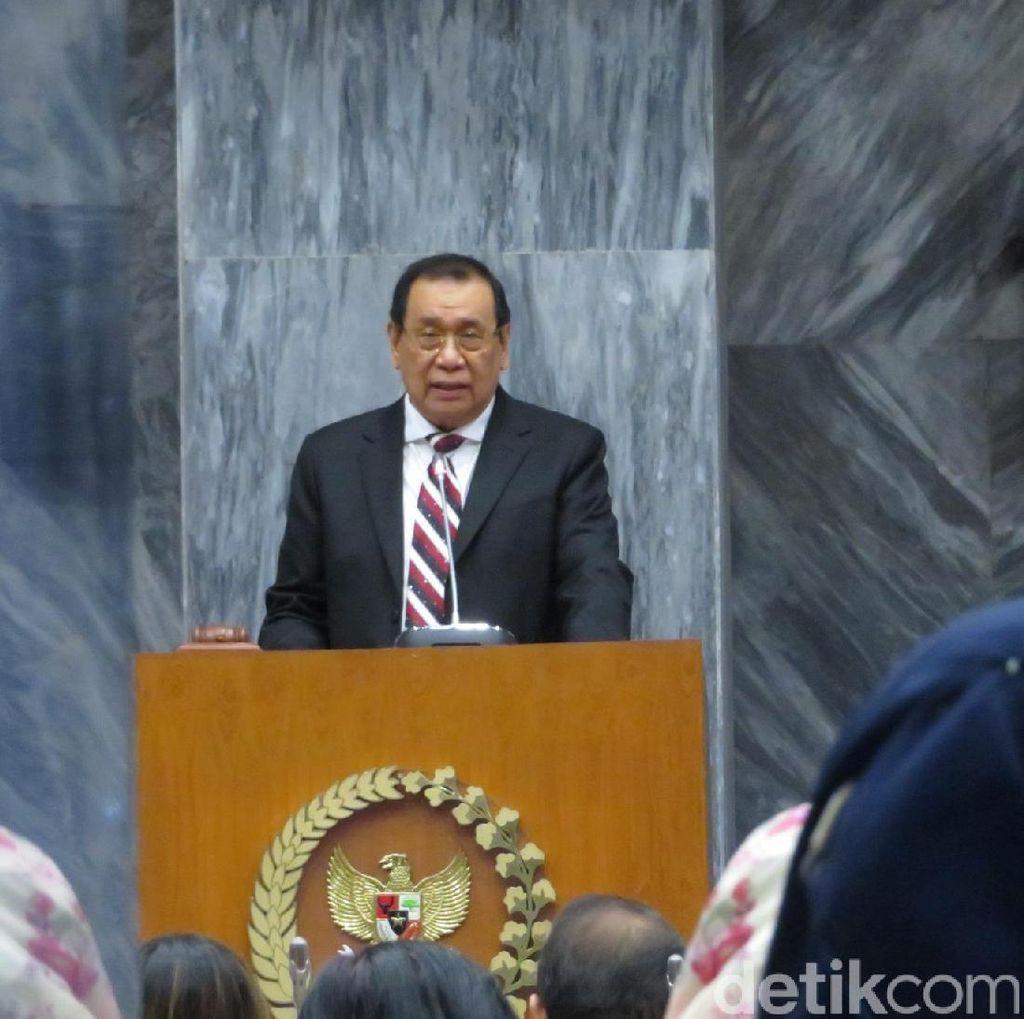 Kahar Muzakir Segera Ditetapkan Jadi Ketua Komisi III DPR