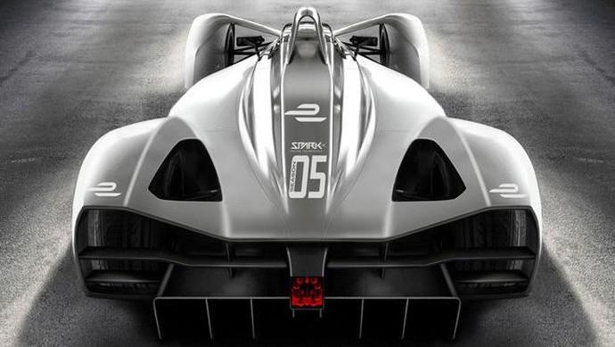 Mobil Balap Listrik Formula E