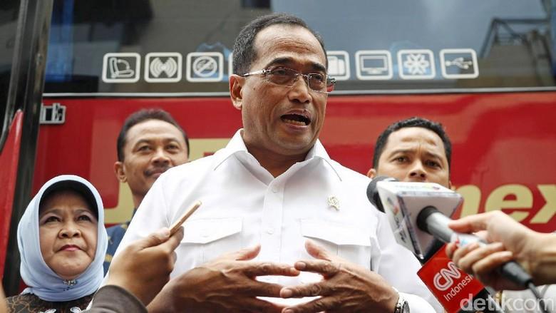 Menhub Targetkan Jalur KA Trans Sulawesi Terbangun 30 Km di 2018