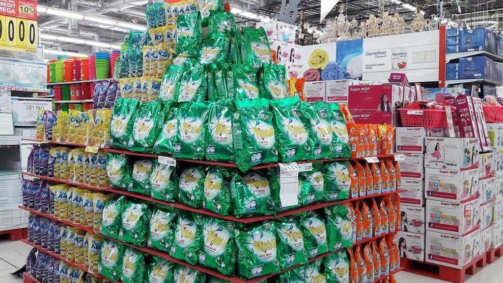 Pakaian Bersih dengan Promo Pembersih dari Transmart Carrefour