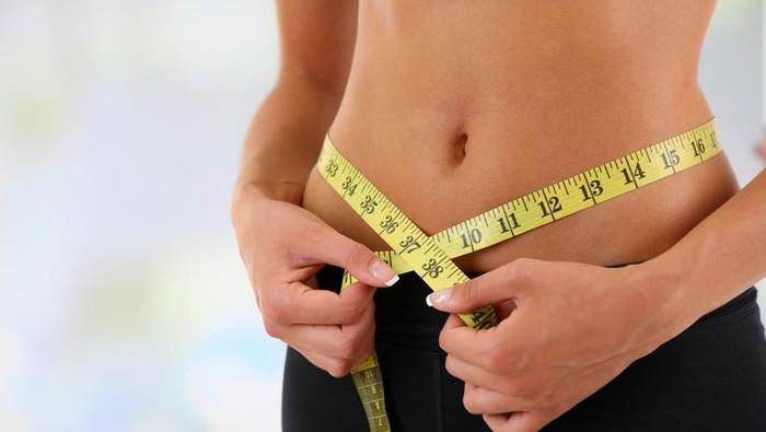 Ilustrasi lemak perut (Foto: Thinstock)