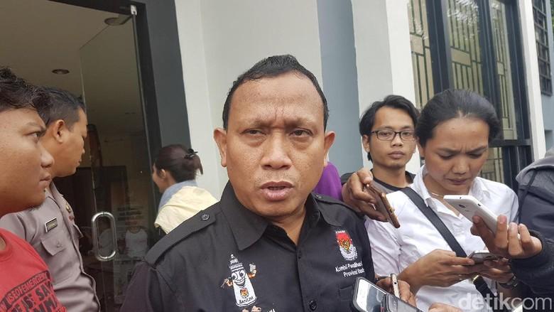 3 Parpol Sudah Serahkan Dokumen ke KPU Banten, 2 Belum Lengkap