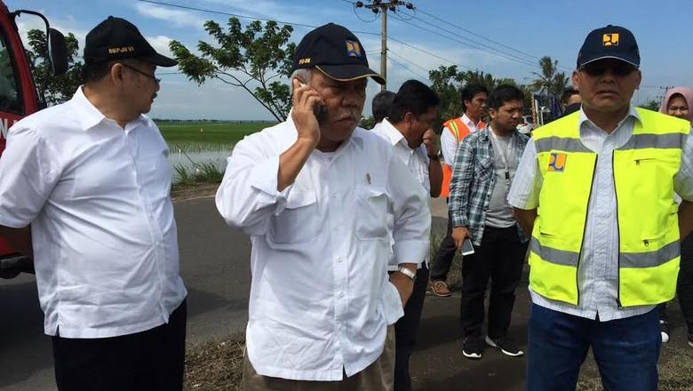 Menteri PUPR: Sudah Ada Cipali, Tapi Truk Masih Lewat Pantura