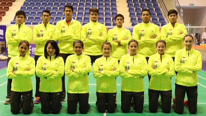 Indonesia Hadapi Jepang di Perempatfinal