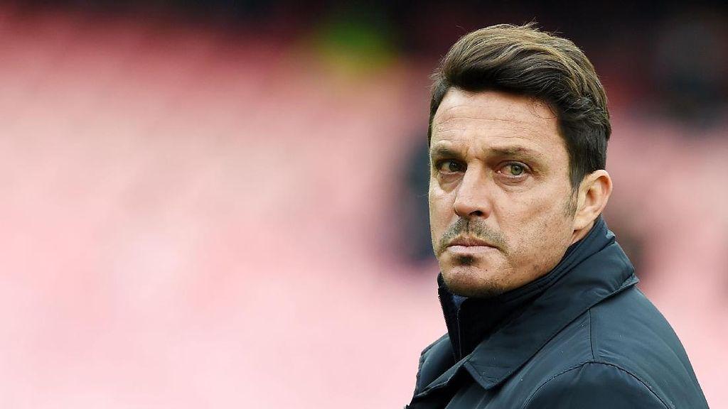 Pecat Del Neri, Udinese Tunjuk Massimo Oddo sebagai Pelatih