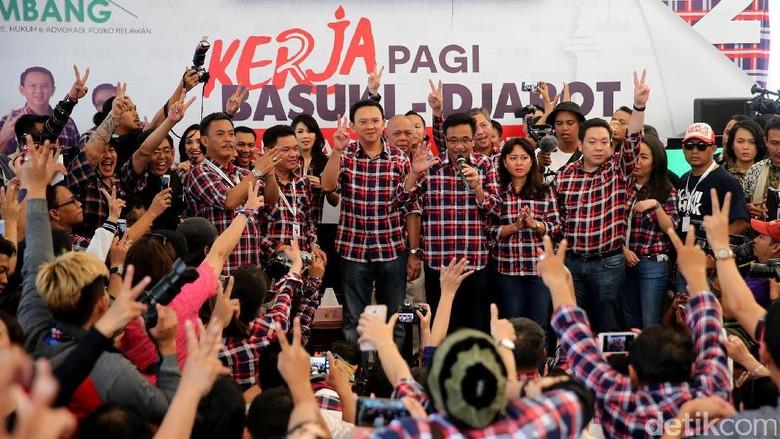 PDIP: Kepercayaan Rakyat di Putaran Satu Jadi Modal Putaran Kedua