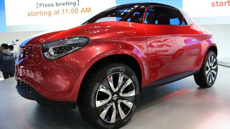Suzuki Siapkan Pesaing Renault Kwid