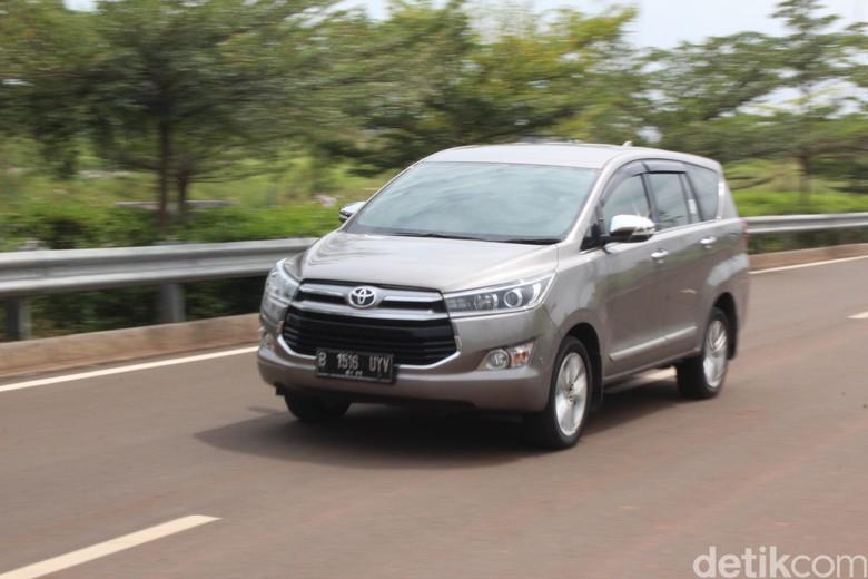 Toyota Yakin Innova Masih Diminati Masyarakat