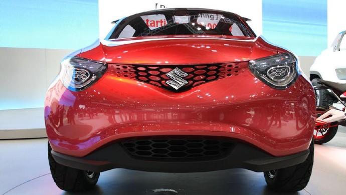 Inikah Pesaing Renault Kwid dari Suzuki?