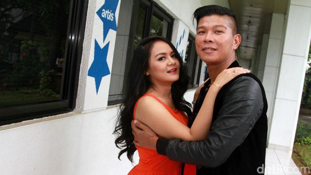 Istri Andhika Kangen Band Pernah Pergoki Suami Bareng Istri Barunya
