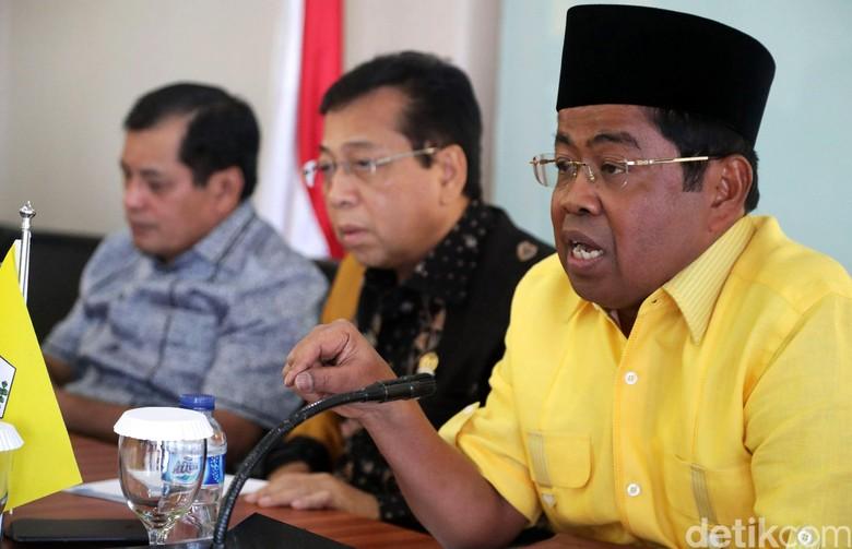 Novanto Tersangka, Golkar: Kami Tetap Dukung dan Capreskan Jokowi