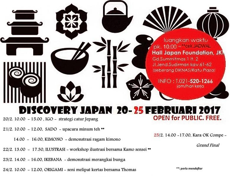 Ilustrator Kamo Sensei Hadir di Pekan Discovery Japan 2017